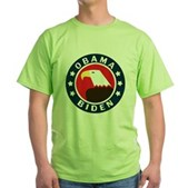 Obama-Biden Eagle Green T-Shirt