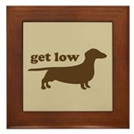 Get Low Framed Tile