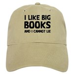 I Like Big Books Cap