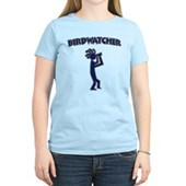 Kokopelli Birdwatcher Women's Light T-Shirt