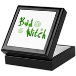 Bad Witch Keepsake Box