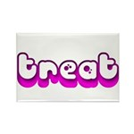 Retro Treat Rectangle Magnet (10 pack)