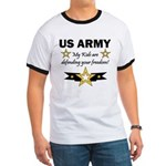 My Kids are .. US Army Ringer T