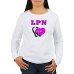 LPN Care Women's Long Sleeve T-Shirt