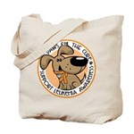 Paws for the Cure: Leukemia Tote Bag