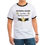 National Guard Soldier Freedo Ringer T