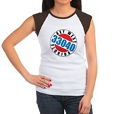 Key West 33040 Women's Cap Sleeve T-Shirt