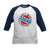 Key West 33040 Kids Baseball Jersey
