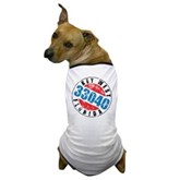 Vintage Key West 33040 Dog T-Shirt