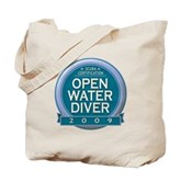 Open Water Diver 2009 Tote Bag