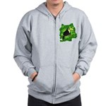 Save the Rainforest Zip Hoodie