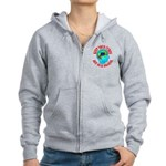 Keep Your Cures Women's Zip Hoodie