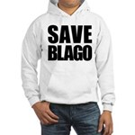 Save Illinois Governor Blagojevich, he's innocent! Hooded Sweatshirt