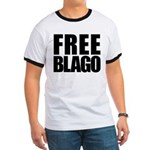 Free Illinois Governor Blagojevich, he's innocent! Ringer T