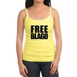Free Illinois Governor Blagojevich, he's innocent! Jr. Spaghetti Tank