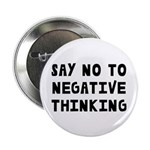 Say No to Negative Thinking 2.25