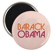 This Art Deco-style text Obama design makes a stylish statement for Barack Obama supporters. A perfect pro-Obama design for anyone who supports #44 - President Barack Obama. Art Deco Obama in pinks.