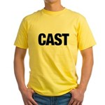 Cast Member T-Shirts Yellow T-Shirt