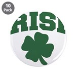 "Irish 3.5"" Button (10 pack)"