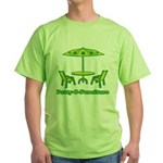 Patty-O-Furniture Green T-Shirt