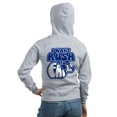 I Want Rush to Fail Women's Zip Hoodie