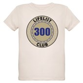 Lifelist Club - 300 Organic Kids T-Shirt