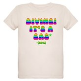 Diving It's a Gas Organic Kids T-Shirt