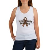 Rectal Dyslexia Awareness Women's Tank Top
