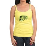 Jr. Spaghetti Tank : Sizes Small,Medium,Large,X-Large  Available colors: White,Light Blue,Light Pink,Lemon