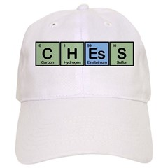 Chess made of Elements Cap