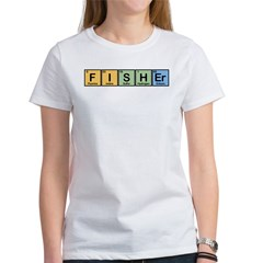 Fisher made of Elements Women's T-Shirt