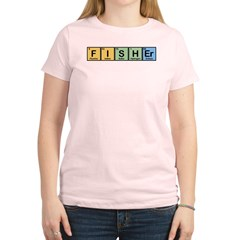 Fisher made of Elements Women's Light T-Shirt