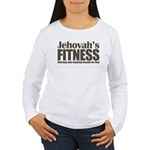 Jehovah's Fitness Women's Long Sleeve T-Shirt