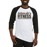 Jehovah's Fitness Baseball Jersey
