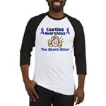 Cooties Awareness Baseball Jersey