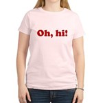 Oh, hi! Women's Light T-Shirt