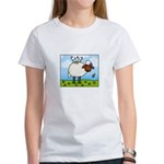 Spring Sheep Women's T-Shirt