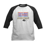 QWERTY B.C. Kids Baseball Jersey