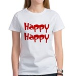 Happy Happy Joy Joy Women's T-Shirt