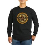 Astrological Sign Long Sleeve Dark T-Shirt