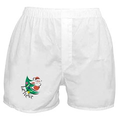 Santa Designs Boxer Shorts