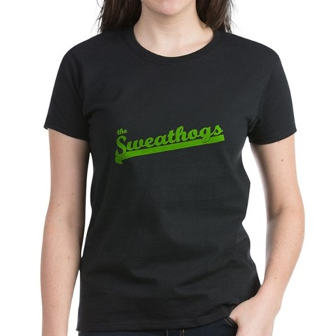 Sweathogs Women's Dark T-Shirt