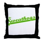 Sweathogs Throw Pillow