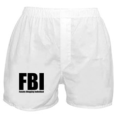 FBI: Fanatic Blogging Individual Boxer Shorts