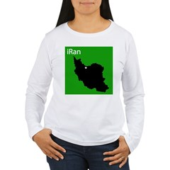 iRan Women's Long Sleeve T-Shirt
