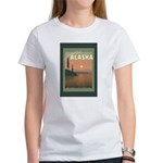 Visit Beautiful Alaska Women's T-Shirt