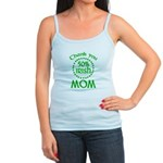 50% Irish - Thank You Mom Jr. Spaghetti Tank