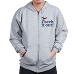 Czech It Out Zip Hoodie