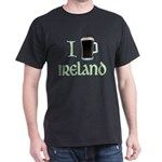 I Love Ireland (beer) Dark T-Shirt