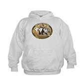They Were Here First Kids Hoodie